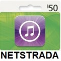 $50 iTunes Gift Card Apple TV USA iPad iPhone APP Code Emailed 50$
