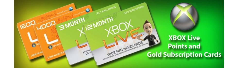 Xbox Live Banner