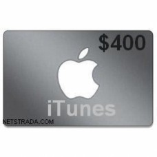 iTunes $400 Gift Cards Apple IPhone USA Certificates App iPad Emailed Today 400$
