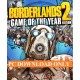 Borderlands 2 Game GOTY PC / Steam CD Key Digital Online Download Email