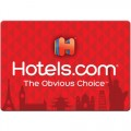 Hotels.com $100 dollars gift card Voucher Free Code Email Delivery