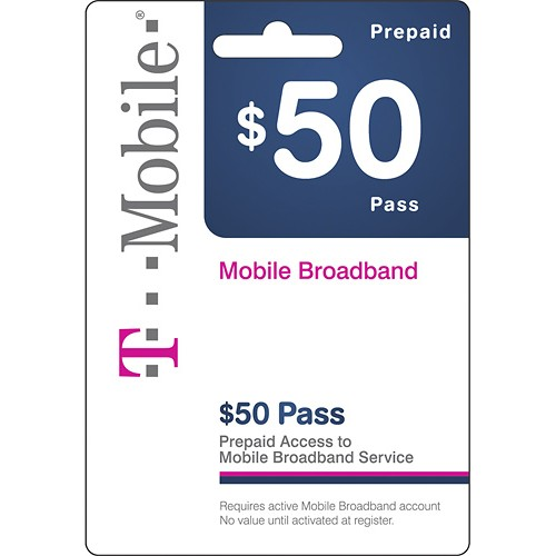 50 tmobile prepaid wireless top up airtime card usa for T mobile refill