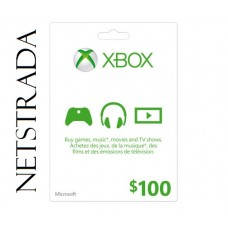 XBOX 100 USD GIFT CARD LIVE MICROSOFT POINTS MS CODE EMAILED WORLDWIDE USA