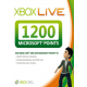 Xbox Live 1200 Points EU Microsoft ZUNE Marketplace Code Emailed